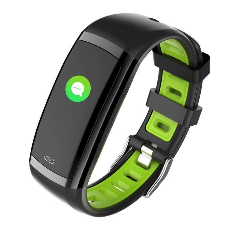 CD09 Olahraga Android IOS Sentuh Layar Pintar Gelang Jam Tangan