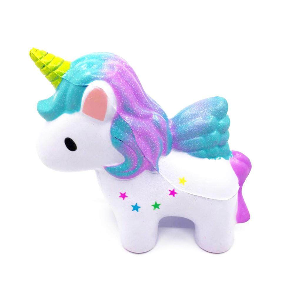 Fantnesty Dreamlike Unicorn Squishy Scented Squishy Slow Rising Squeeze Toys Collection