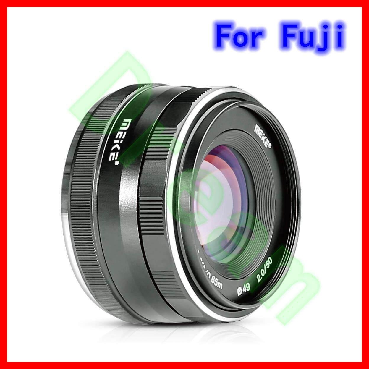 Meike Meike MK-50mm F2.0 50 Mm F 2.0 Large Aperture Manual Focus Lens Fuji Film X Mount Mirrorless APS-C kamera X-Pro2 X-E3 X-T1 X-T2 X-T10 X-T20 X-A2 X-E2 X-E2s X-E1 X30 X70 X-M1 X-A1 XPro1, dll