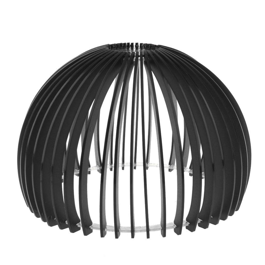 BolehDeals Modern Industrial Chandelier Shade Cover Ceiling Light Cover Pendant Lampshade