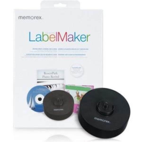 Blank Media Memorex CD/DVD Labelmaker Kit (32020029065) - intl