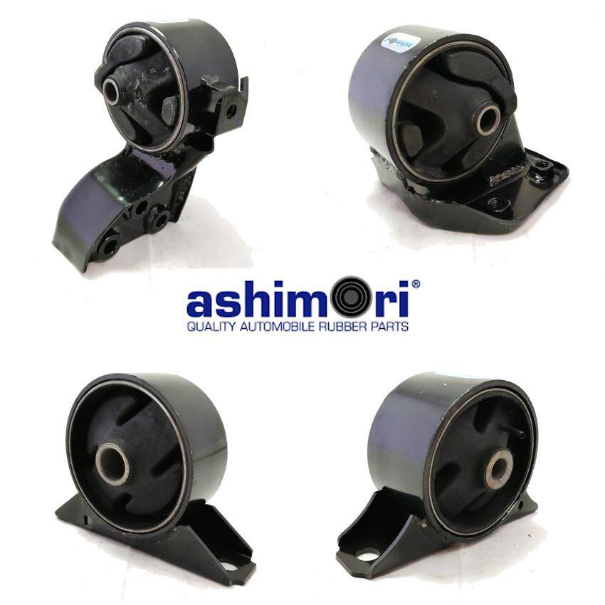 Ashimori Engine Mount Set Proton Wira 1.3L 1.5L (Manual) 93'-09'