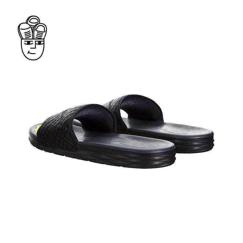 Nike Benassi Solarsoft Sandals Men 705474-091 -SH - 5