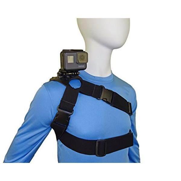Stuntman 360 JR Bahu, Dada dan Pinggul Harness untuk Kamera Gaya-Intl