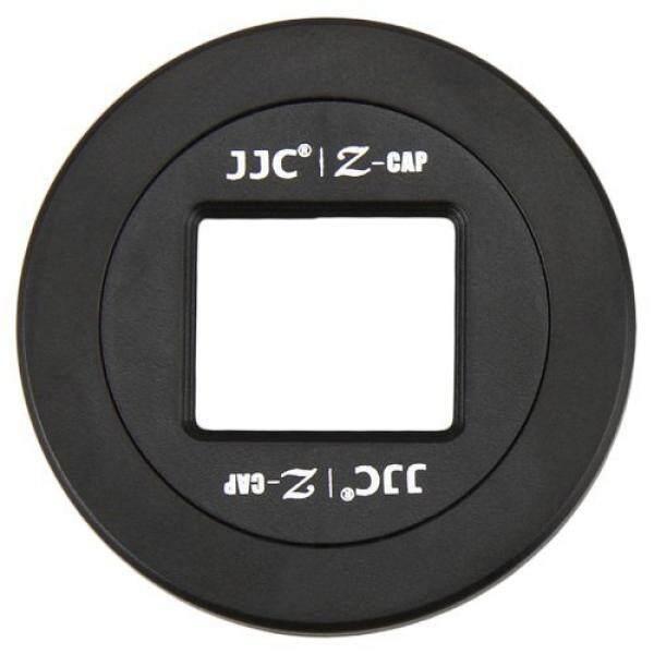 JJC Self-retaining Auto Lens Cap for Panasonic Lumix G X Vario Pz 14-42mm Lens H-ps14042+efonto Cleaning Cloth Gift