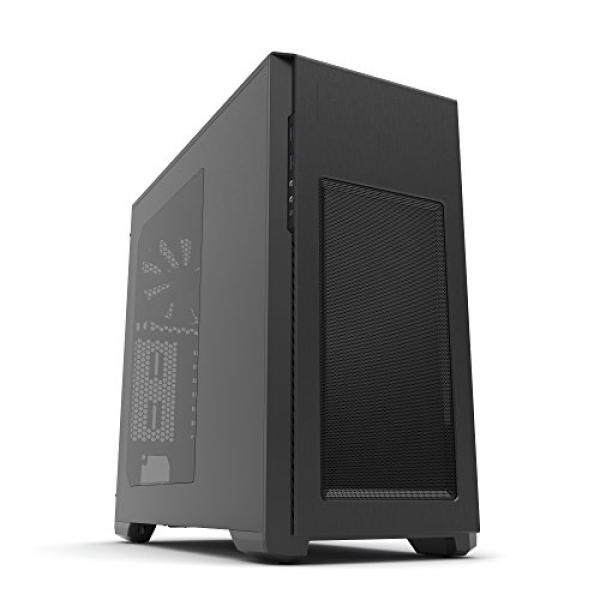 Phanteks Enthoo Pro M Mid Tower Chassis, Black Cases PH-ES515P_BK Malaysia