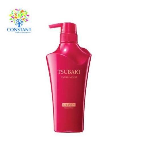 Tsubaki Extra Moist Shampoo 500ml