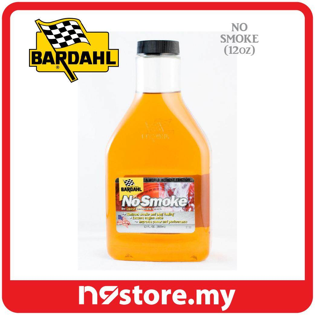 Bardahl No Smoke Stops Oil Burning And Reduces Smoke Emmisions (355ml)