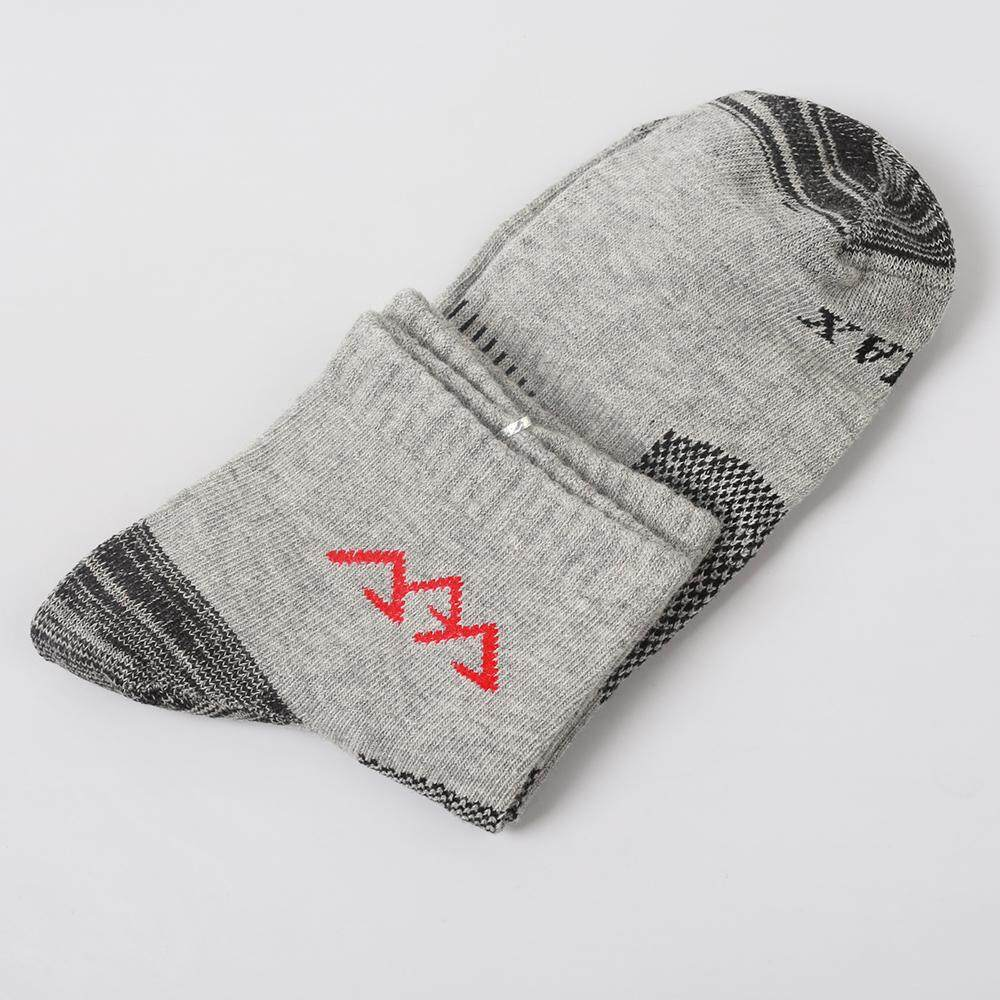 ... Men Outdoor Quick Dry Thin Socks Sports Hiking Mountain Hunting Running Socks COOLMAX (Grey) ...