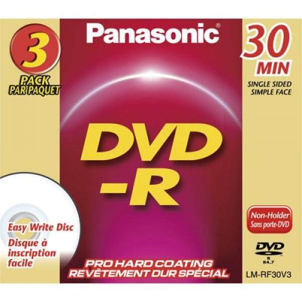 Blank Media 8CM Write-once DVD-R for Camcorders - intl