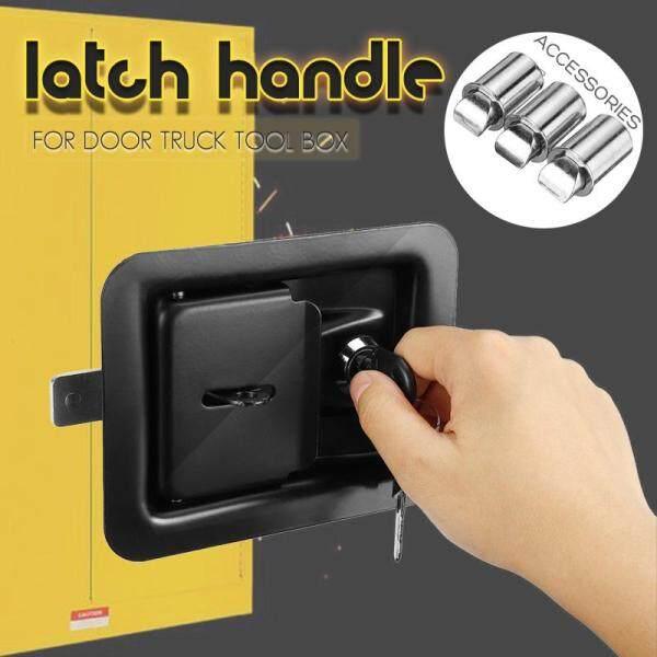 Khóa cửa mái chèo chốt tay cầm với chìa khóa nhiều cho xe tải hộp công cụ Trailer-