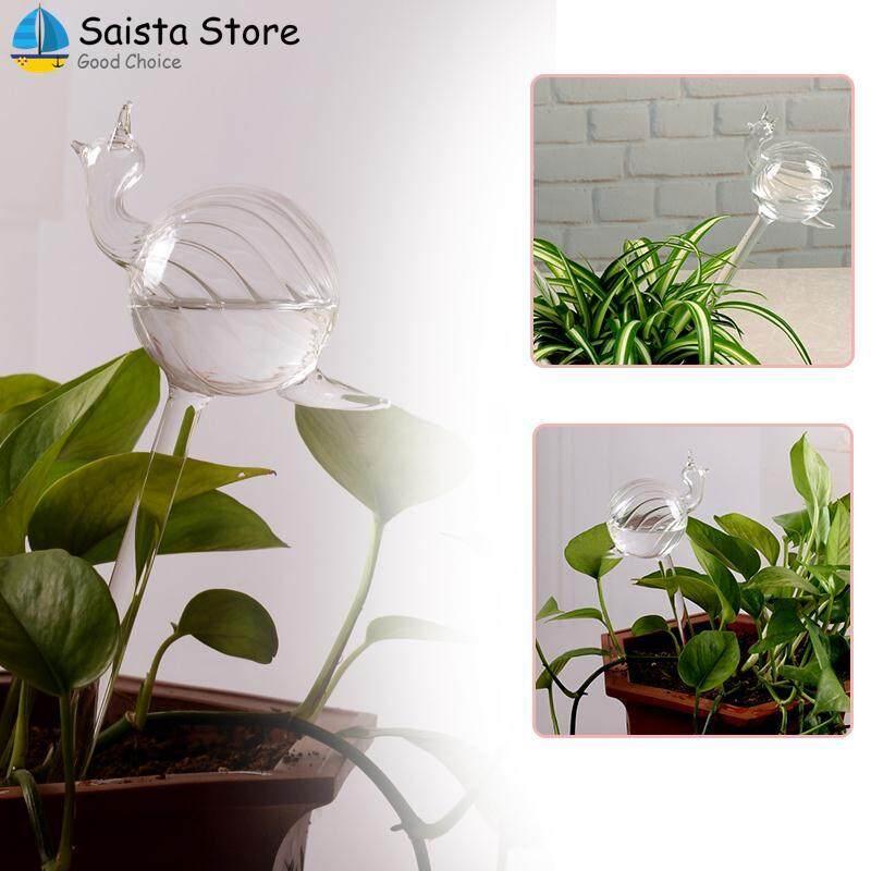 Portable Automatic Watering Planter Vase Terrarium Container Home Wedding Garden By Saista Store.