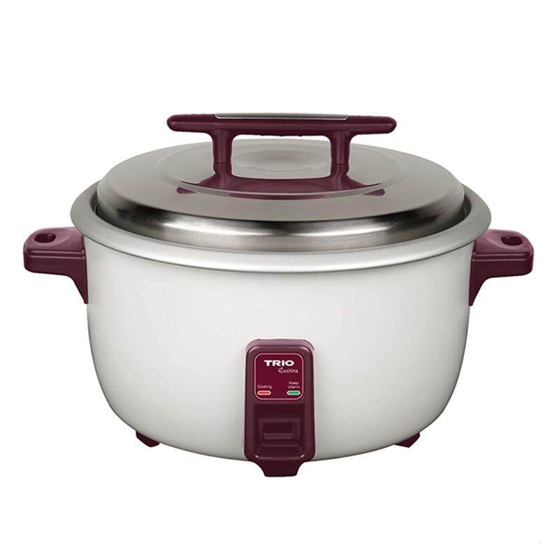Trio Commercial rice cooker 8.5L TRC-8501-White
