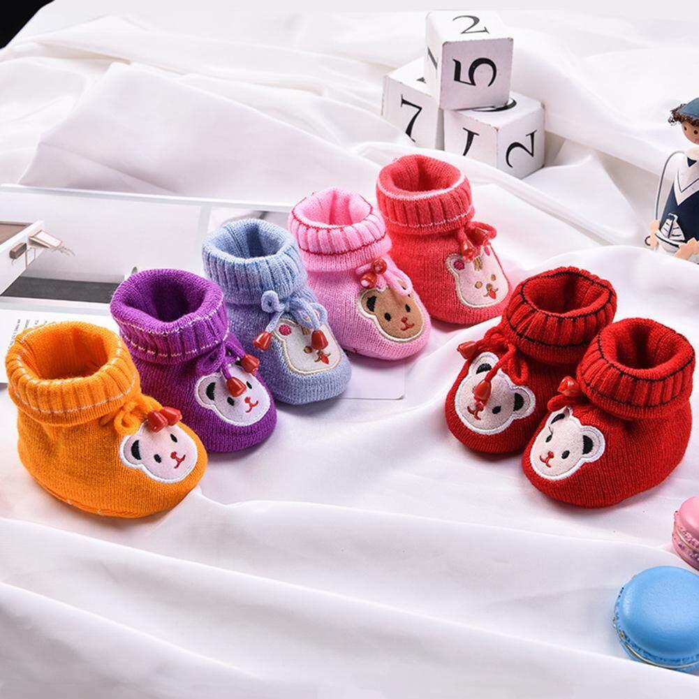 Buy Sell Cheapest Fantnesty 11cm Pink Best Quality Product Deals Baby Girl Prewalker Shoes Fluffy Ribbon Sepatu Bayi Perempuan Lucu Imut Kidlove Baru Lahir Hangat Buatan Tangan Lembut Rajutan Kartun Balita
