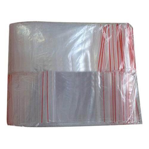 New 200 Ziplock Storage Bags Transparent Plastic Zipper Bags(7*10cm) - Intl By Sunnny2015