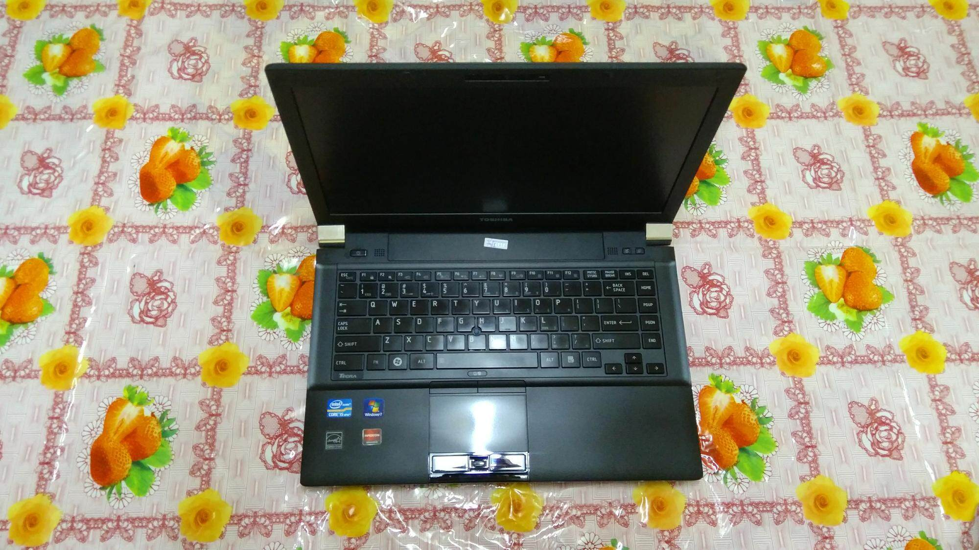 Toshiba i5 Tecra AMD Radeon HD 1GB Graphic 14 Inch Business Laptop Malaysia