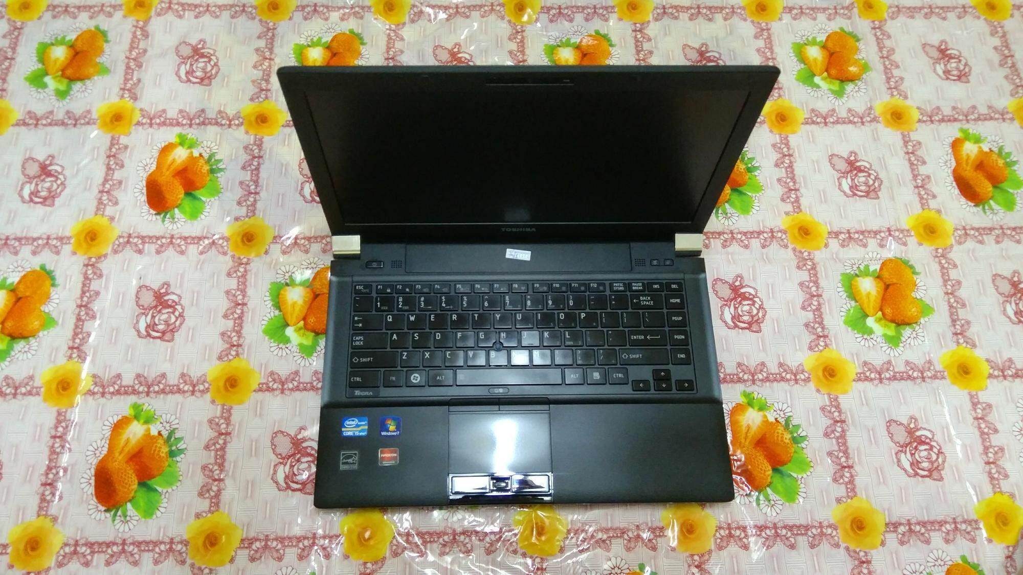 Toshiba i5 Tecra AMD Radeon HD 1GB Graphic 14 Inch Business Laptop Malaysia