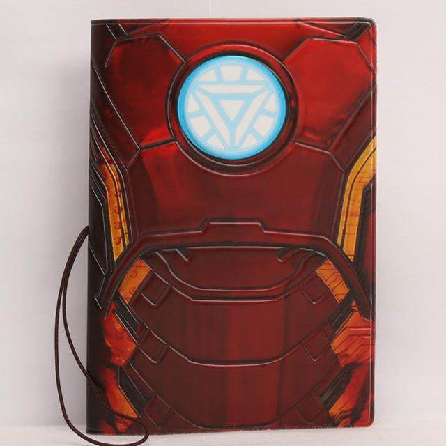 Passport Holder - Iron Man