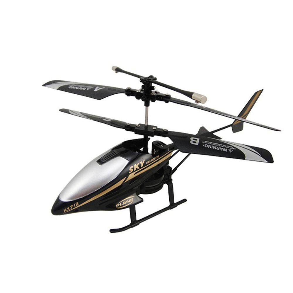 Features Mini Rc Helicopter Radio Remote Control Aircraft Toy Gift 5 Channel Hx713 25ch Drone Quadcopter