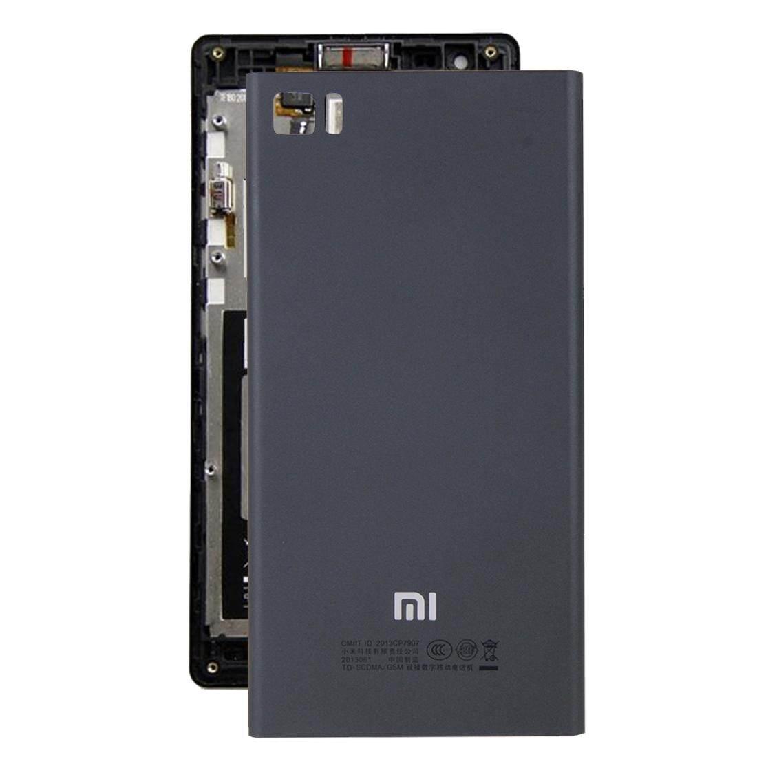 Penutup Belakang untuk Xiaomi Mi 3, TD-SCDMA/GSM