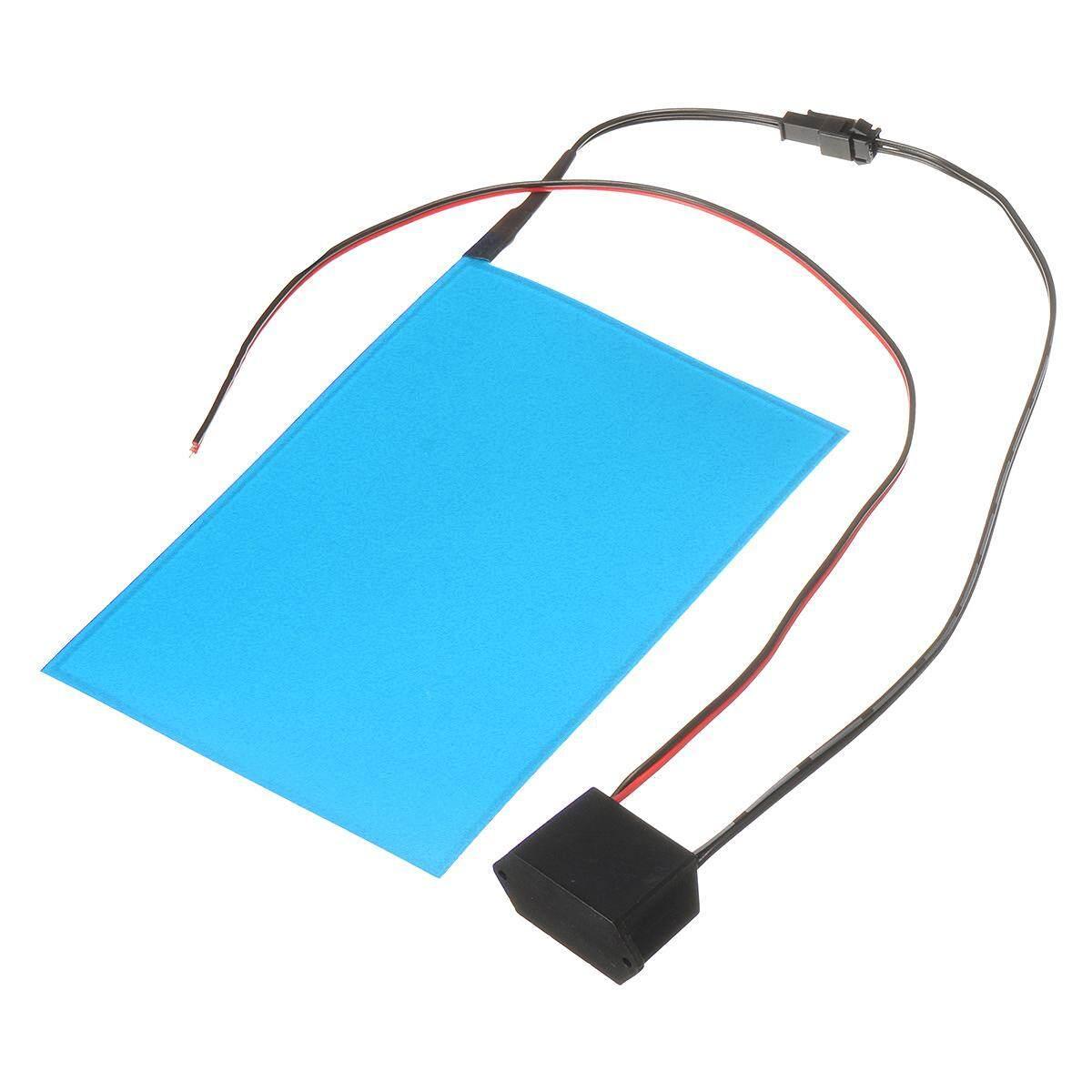 Features A6 El Panel Electroluminescent Cuttable Light Sheet Neon ...