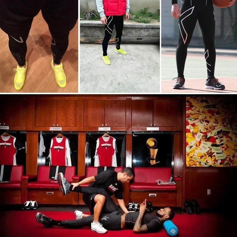 ... Pria Bodybuilding Celana Celana Olahraga Ketat Kebugaran Pakaian Menjalankan Pakaian Berkuda Pakaian Cepat Kering Celana Kompresi ...