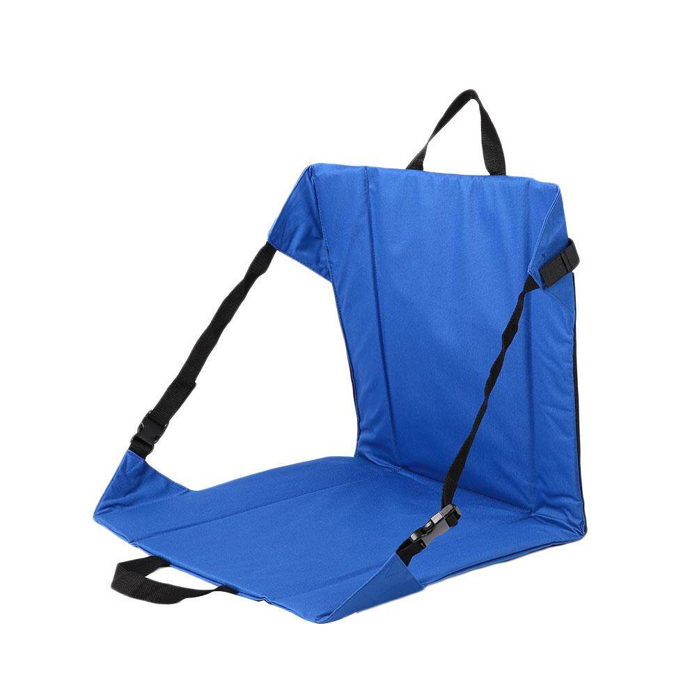 Weiyue Clip-On Portable Folding chairs Camping Outdoor Side Hiking Chair Seat - intl