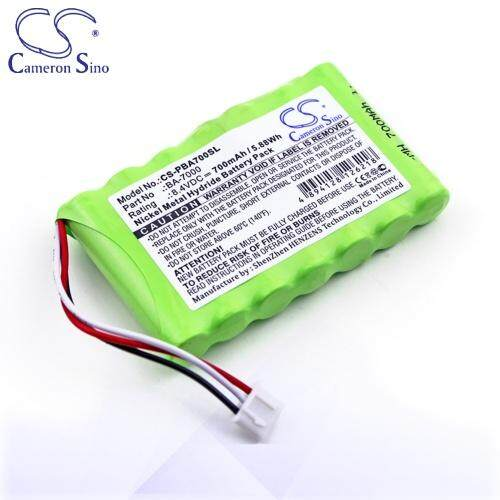 CameronSino Battery for Brother BA-7000 / Brother P-touch 7600VP Battery PBA700SL