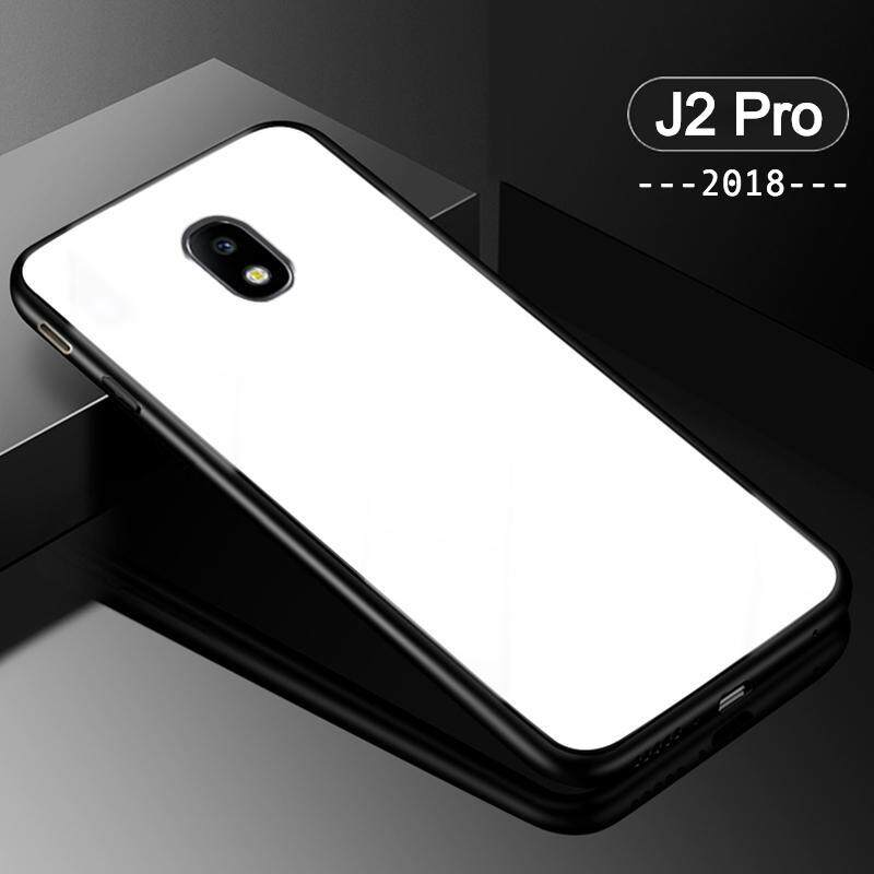 Features For Samsung Galaxy J2 Pro 2018 Glass Case Full Protection