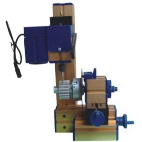 DIY Mini Bubut Putar Spin Pengindeksan Penggilingan Bench Drilling Mesin-Internasional