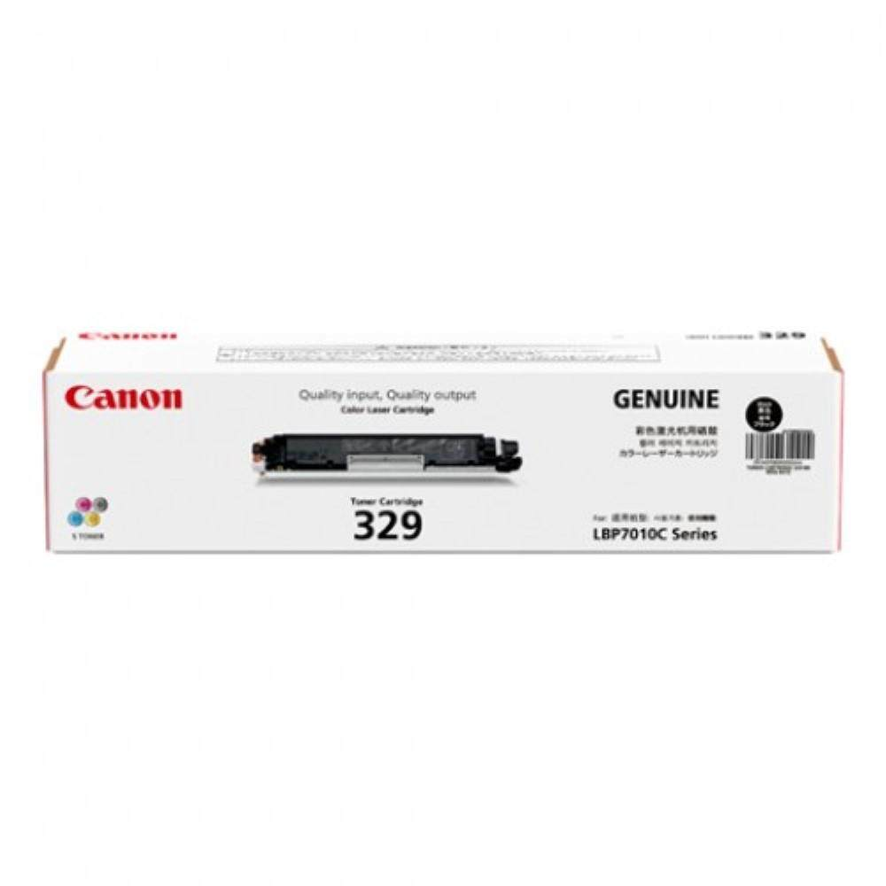 Canon Cartridge 329 Black Toner Cartridge