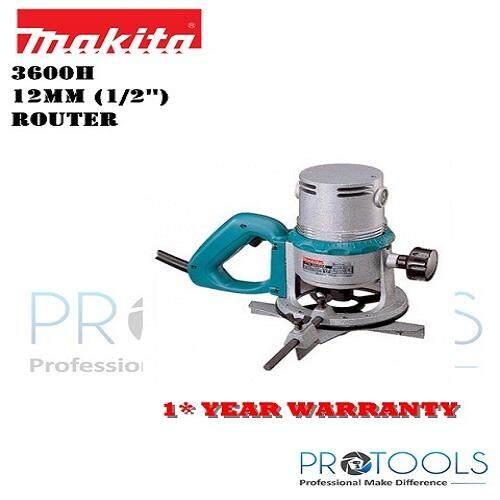 Makita Router 12mm 1/2 3600H