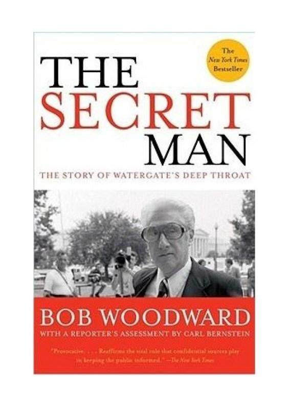 The Secret Man: The Story of Watergates Deep Throat - intl