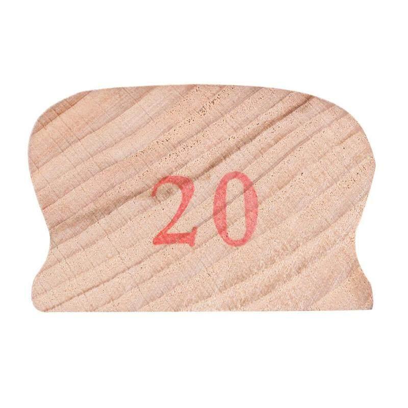 YANYI Wooden Polished Block for Guitar Bass Fret Leveling Fingerboard Luthier Tool + 2 Sandpaper