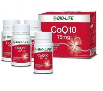 Bio-Life CoQ10 75MG 4 X 30'S (EXP: 11/2019)