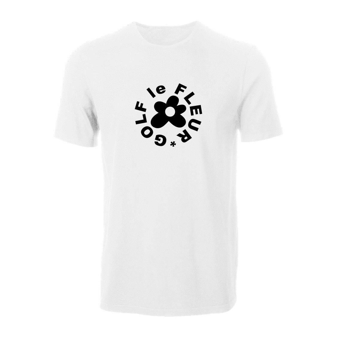 Features Golf Le Fleur Converse Streetwear Tshirt Ready Stock