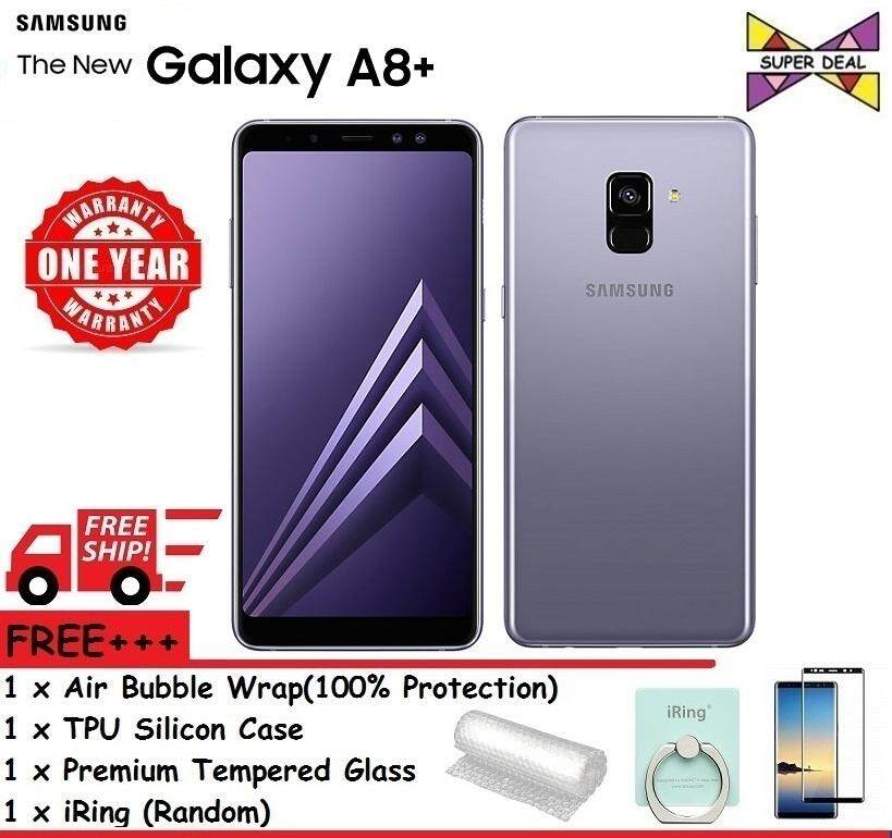 Features Samsung Galaxy S6 Edge Plus Black 1 Year Samsung Official