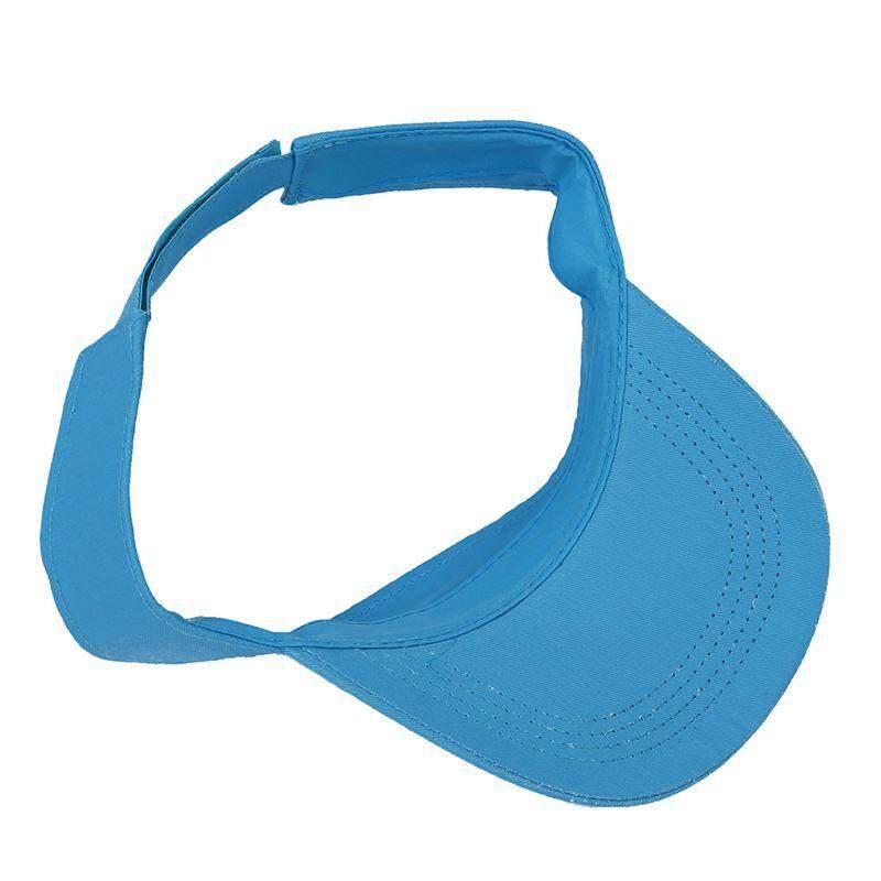 Pelindung Sinar Matahari Topi Polos Topi Olahraga Warna Golf Tenis Pantai  Baru Pria . d4cb234921