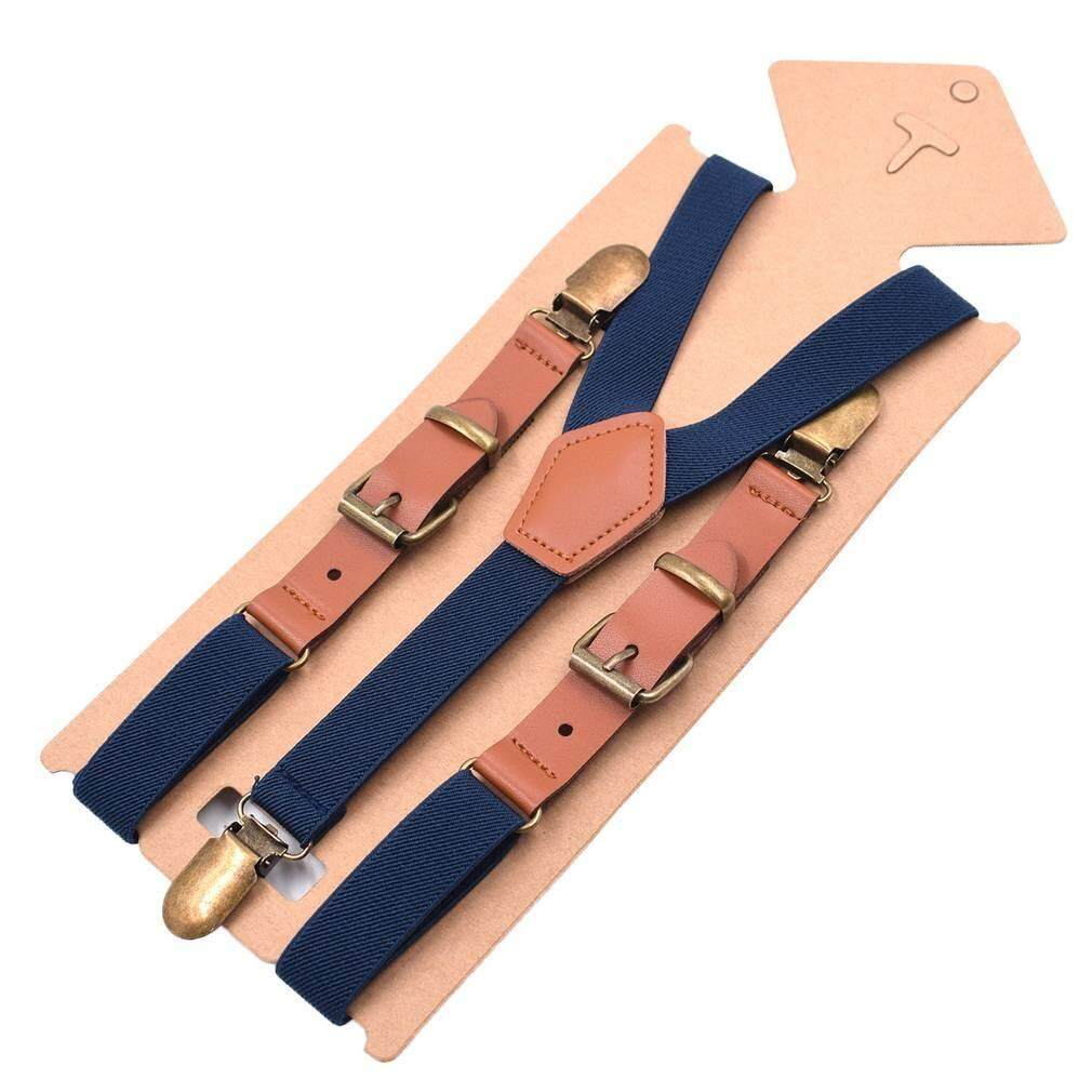 Xiang Ru Adult /child Fashion Y-Shape Clips Casual Adjustable Strap Suspenders By Small Gift Big Surprise.