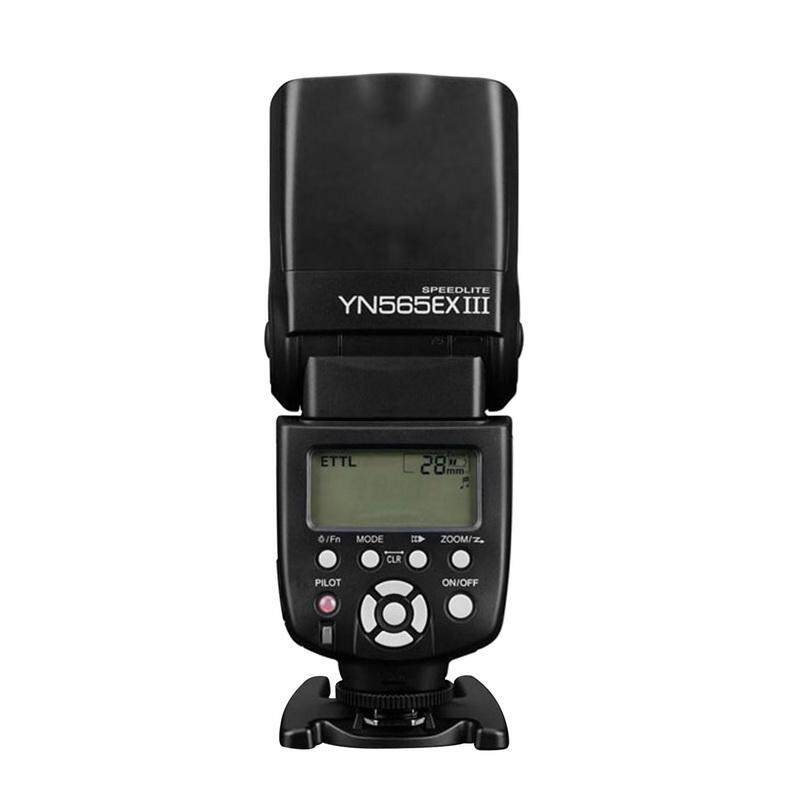 Yongnuo YN565EX III YN-565EX III Flash Speedlite TTL ETTL Remote for Canon - intl