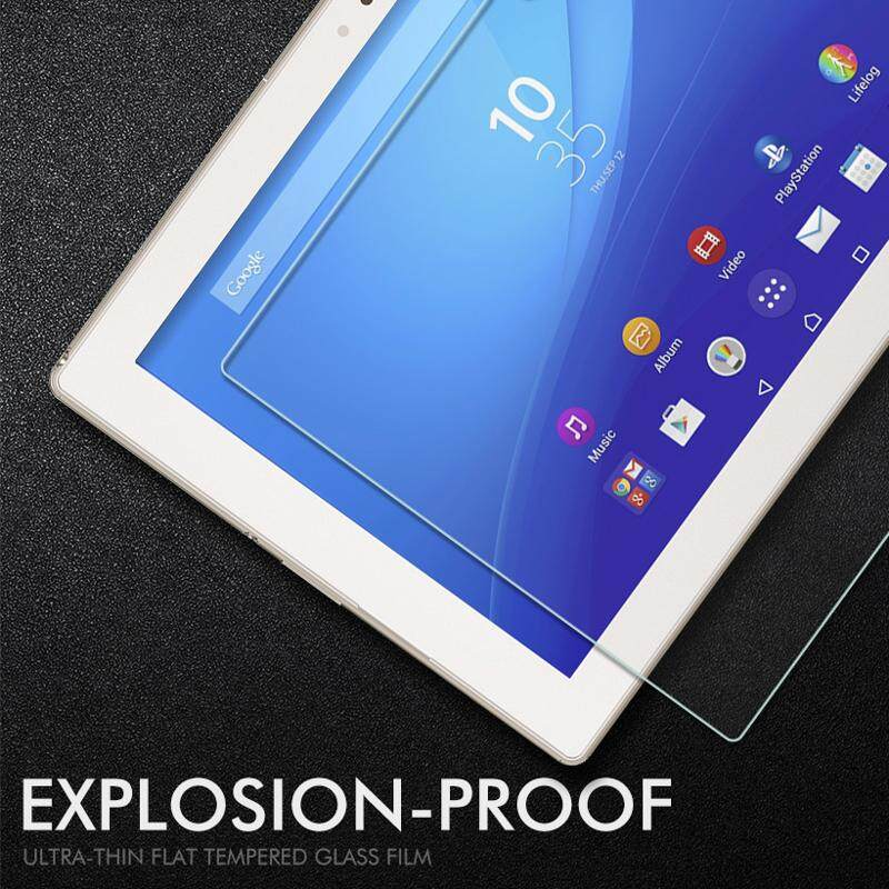 Tablets Tempered Glass for Sony Xperia Z4 Tablet SGP771 SGP712 10.1 inch Cover Screen Protector Anti-Scratch Full Covered Tempered Glasses