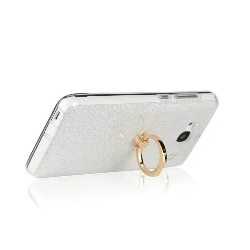 ... TUKE Case For Xiaomi Redmi 2 Back Cover For Xiomi Redmi 2 Bling Powder Finger Ring ...