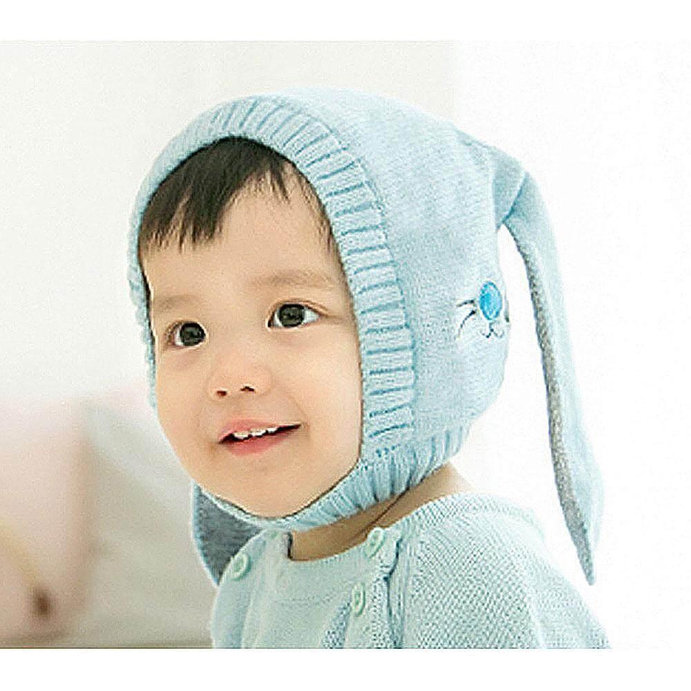 Layopo Kelinci Topi Rajut Topi Kelinci Lucu Anak Perempuan Laki-laki Bayi  Telinga Kelinci Kelinci 8a56f138e8