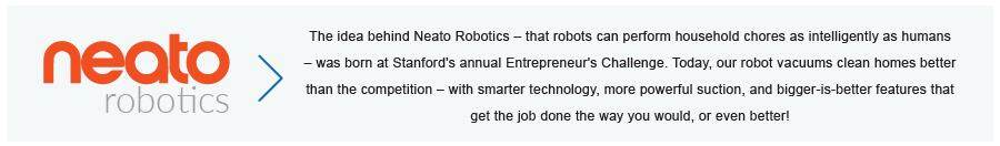 neato robotic