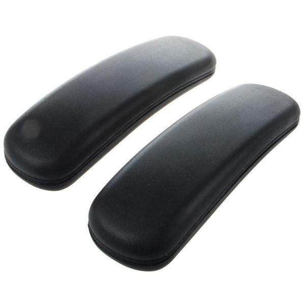 Office Chair Parts Arm Pad Armrest Replacement 9.75 x 3 (Black)