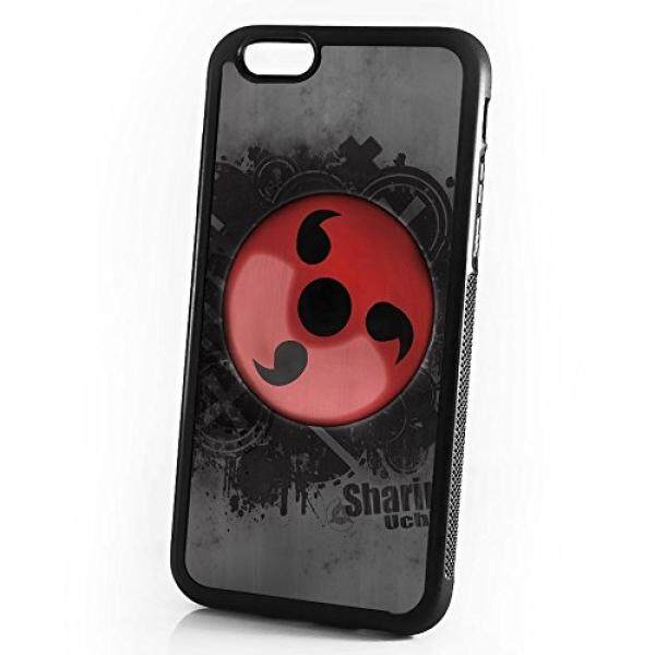 Smartphone Case S Case S Pinky Kecantikan Australia (untuk iPhone 8/Iphone 7) tahan Lama Pelindung Lembut Kembali Sarung Penutup Telepon-A11096 Naruto Sharingan-Intl