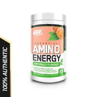 Optimum Nutrition Amino Energy Natural Flavour Simply Peach Tea 225G - US