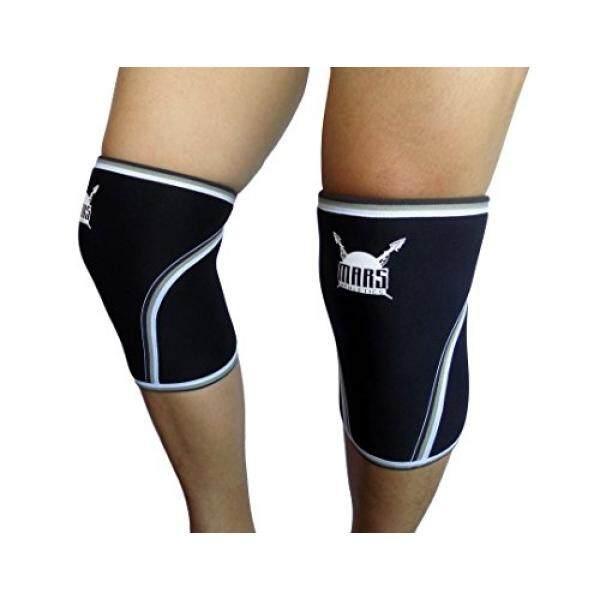 Lengan Lutut CrossFit Angkat Besi Powerlifting Berjalan Dukungan dan Kompresi Besar untuk Squats 7 Mm Neoprene Bermerek At Zalora Now!! Oleh Mars Atletik dari Amerika Serikat
