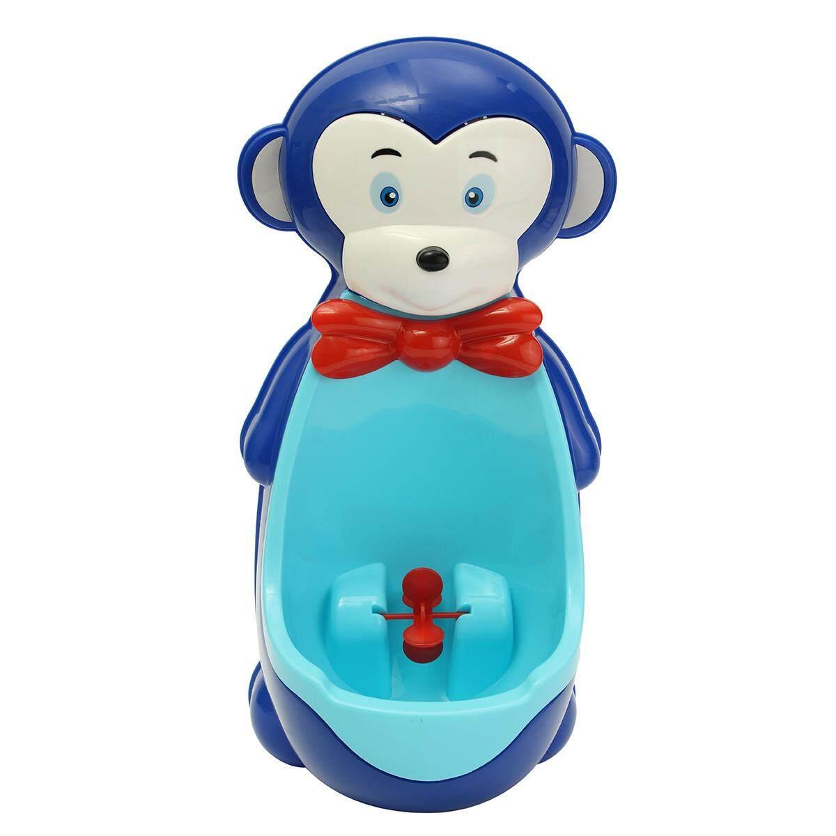 Jual Meja Ganti Bayi Murah Berkualitas Ikea Skotsam Alas Popok 2 Pcs Baby Boys Monkey Toilet Potty Training Kids Toddler Urinal Bathroom Pee Trainerblue