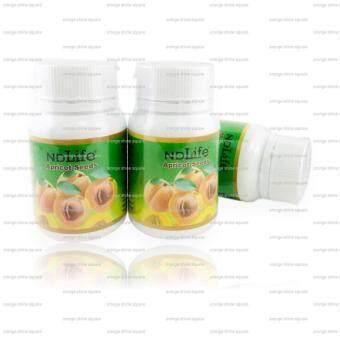 Kapsul Biji Aprikot B17 / B17 Apricot Seed Capsules - ND life
